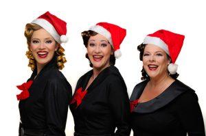 Katja Brauneis - Sisters of Swing - Weihnachten