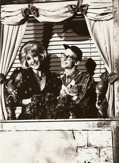 Katja Brauneis - Der kleine Horrorladen 1989