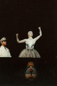 Katja Brauneis - Evita - 2000