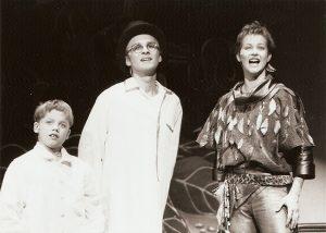 Katja Brauneis - Peter Pan 1986