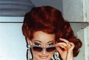 Katja Brauneis - Petticoat & Minirock 2001