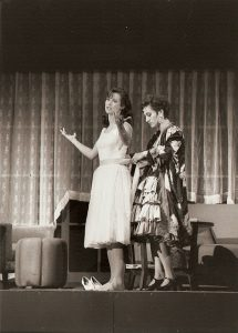 Katja Brauneis - West Side Story 1990