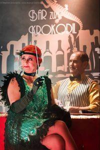 Katja Brauneis - In der Bar zum Krokodil 2016
