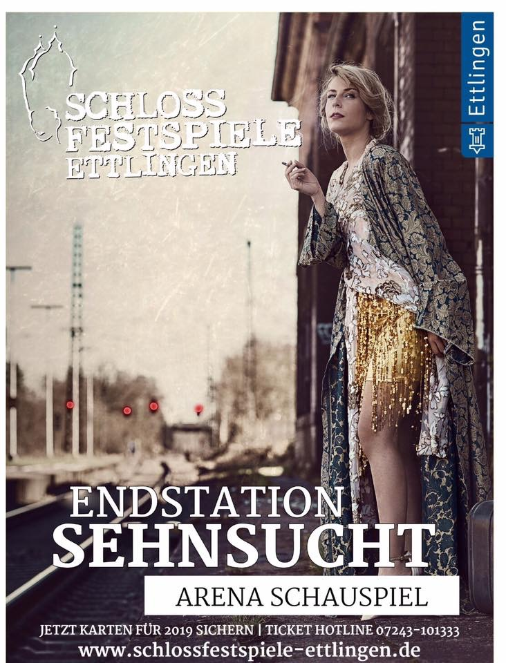 Schlossfestspiele Ettlingen – Endstation Sehnsucht