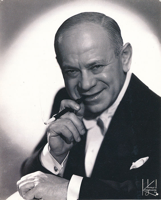 Hermann Leopoldi - mit freundlicher Genehmigung von Ronald Leopoldi